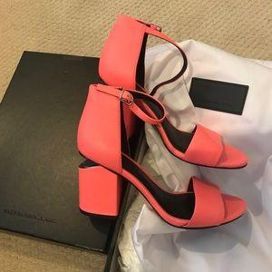 Alexander Wang heel sandal new